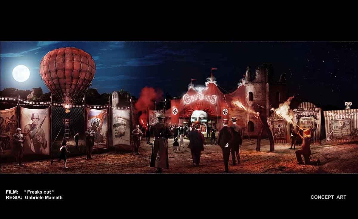 A zirkus b